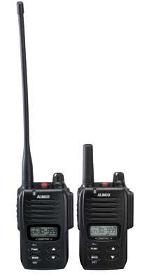 DJ DP10A/DJ DP10B アルインコ(ALINCO) 無線機